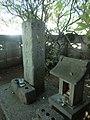 Monument of Koshin (庚申塔) and Mitake Shrine (御嶽神社) in Higashi Tamagawa Shrine (東玉川神社) - panoramio.jpg