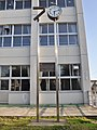 Monumental clock of 70th anniversary of Naebo Elementary School.jpg