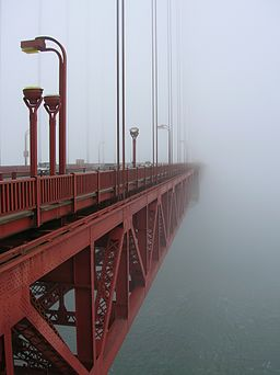 Morning Fog at GGB