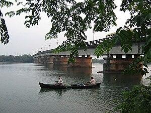Valapattanam - Valapattanam Bridge