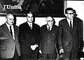 Moro con una delegazione del PSI (1963).jpg
