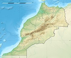 Al Wahda Dam (Morocco) is located in Morocco