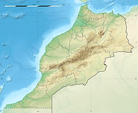 Chellah is located in Morocco