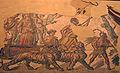 Mosaico del Triunfo de Baco, Siglo II.Zaragoza.jpg