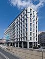 Motel One Frankfurt-Römer, West view 20200419 1.jpg