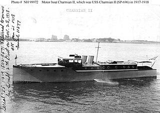 USS <i>Charmian II</i> (SP-696)