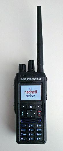 des talkie walkie
