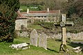 Mottistone Churchyard and Manor - geograph.org.uk - 396839.jpg