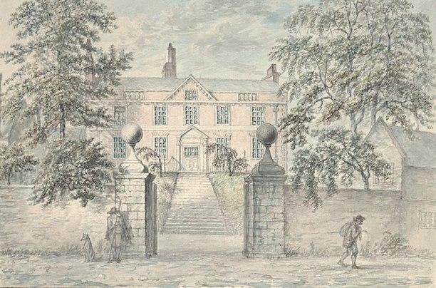 Mount in Wrexham, 1793