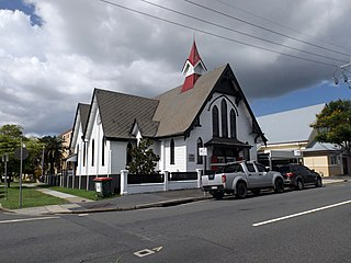 Mowbraytown Presbyterian Church church in Brisbane, Queensland, Australia