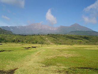 Arusha Region - Mount Meru (Tanzania)