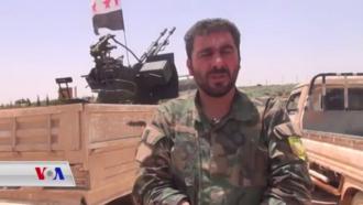 Northern Sun Battalion - Image: Muhammad Mustafa (Abu Adel)