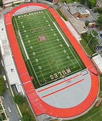Muhlenberg College - Image: Muhlenberg Stadium