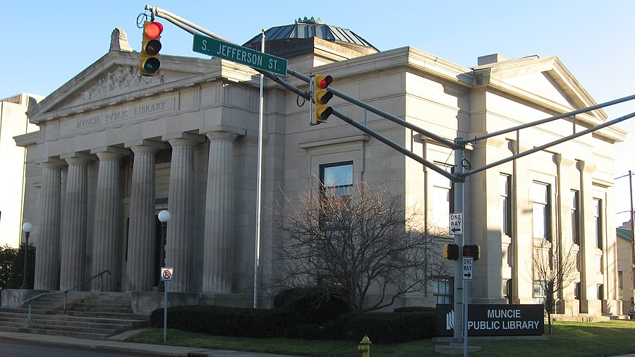 Carnegie Library (Muncie, Indiana)