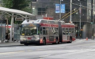 Trolleybuses in San Francisco