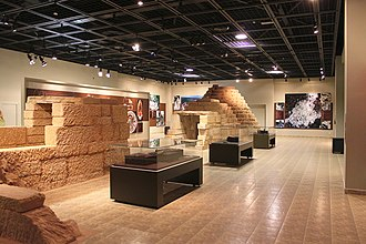 Thracian tomb of Aleksandrovo - Image: Museum Center Thracian Art in the Eastern Rhodopes 2011 PD 12