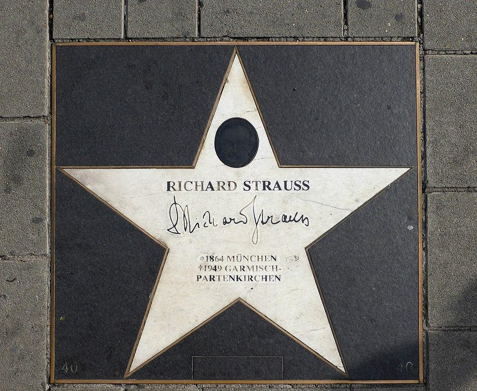 Musik Meile Wien, Richard Strauss (40)