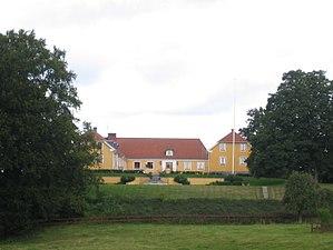 Näsbyholm Castle - Image: Näsbyholms slott 1