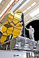 NASA's Webb Telescope Completes Mirror-Coating Milestone (6144294188).jpg
