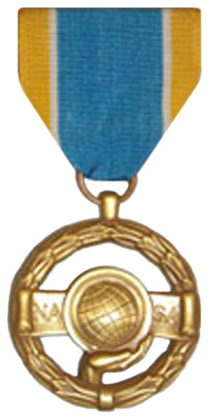 NASA Exceptional Public Service Medal - Image: NASA Public Service Medal