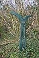 NCN Millennium Milepost MP782 Tavistock Devon.jpeg