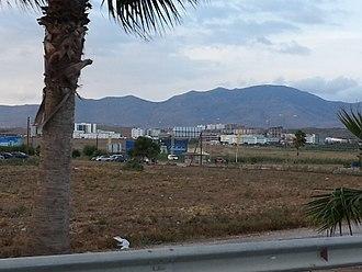 Near East University - Near East University campus as seen from Nicosia