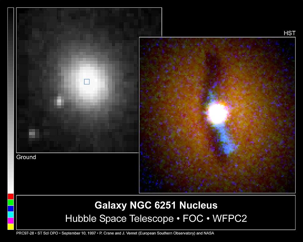 NGC 6251HST