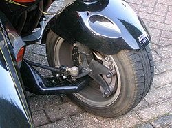 Fourche Side Car  Terrot Rsse