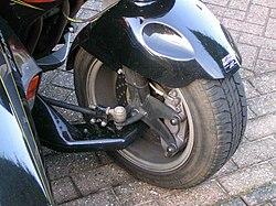 Yamaha Side By Side >> Naafbesturing - Wikipedia