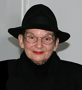 Nan Hoover in 2007