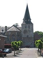 L'église de Nandrin