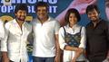 Nani, Nagarjuna, Rashmika and Sriram Aditya at Devadas movie success meet.png