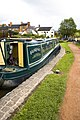 Narrow Boat at Stone Lock, Staffordshire - geograph.org.uk - 488606.jpg
