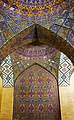 Nasir-ol-Mulk Mosque6, built 1888 - Shiraz - 4-7-2013.jpg