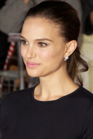 Portman at the ''Thor: The Dark World'' premiere, October 2013