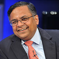 Natarajan Chandrasekaran - India Economic Summit 2011.jpg