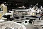 National Museum of the U.S. Air Force-Space Shuttle Exhibit.jpg