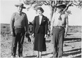 Navajo Eastern Boundary Association, Howard German, Secretary-Treasurer Bessie Lee, President White Homesteaders... - NARA - 295177.tif