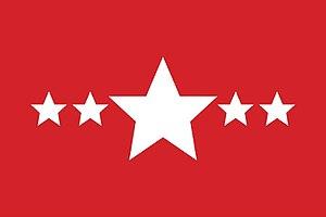 Naya Shakti Party, Nepal - Image: Naya Shakti Party Nepal Flag