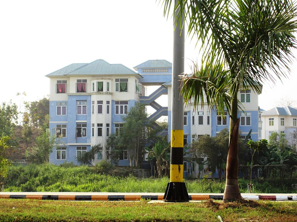 Naypyitaw Apartment