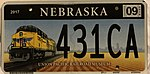 Nebraska Union Pacific License Plate from private collection of Ryan Smith.jpg