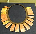 Necklace with shells, Nasca, southern Peru - Staatliches Museum für Völkerkunde München - DSC08502.JPG