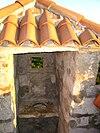 Nehaj Senj Croatia outhouse 090727b.JPG