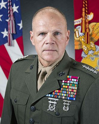 Commandant of the Marine Corps - Image: Neller 2015 2