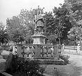 Nepomuki Szent János szobra. Fortepan 15173.jpg