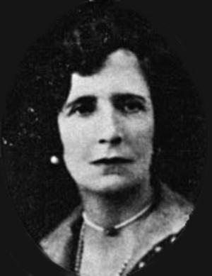 Nesta Helen Webster - Webster aged 53.