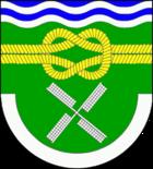 Wappen der Gemeinde Neuendorf-Sachsenbande