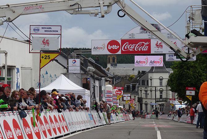 Neufchâteau - Tour de Wallonie, étape 3, 28 juillet 2014, arrivée (C31).JPG