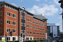 New University Building - Portsmouth - geograph.org.uk - 767592.jpg