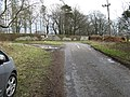 New road at its junction with Upperton road - geograph.org.uk - 1729863.jpg